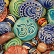 Claycult Ceramic Beads from Cambodia