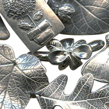 Dorabeth Designs Pewter for jewelry making