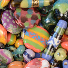 Kazuri ceramic Beads Kenya for jewelry making